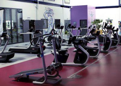Salle de Sport FIT'TEX