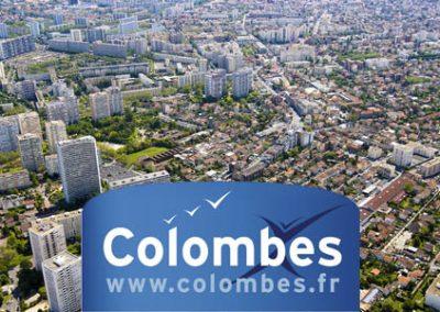 VILLE DE COLOMBES