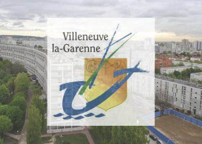 Ville de Villeneuve la Garenne – SEM (92)