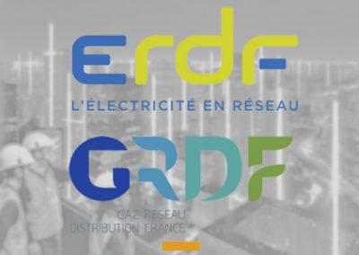 ERDF GRDF