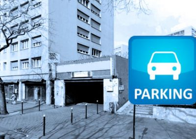 PARKING BELLEVILLE – MARONITE