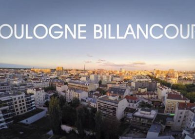 VILLE DE BOULOGNE BILLANCOURT (92)