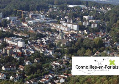 Ville de CORMEILLES EN PARISIS (95)