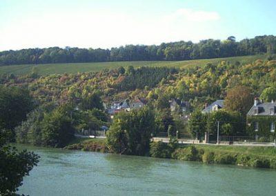 Ville de NANTEUIL-SUR-MARNE (77)