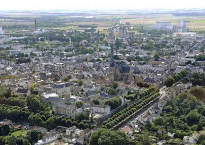Ville de PITHIVIERS (45)