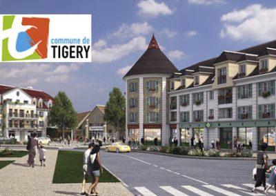 Ville de TIGERY (91)