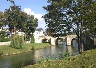 Ville de l'ISLE ADAM (95)