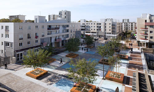 renovation urbaine tremblay en france