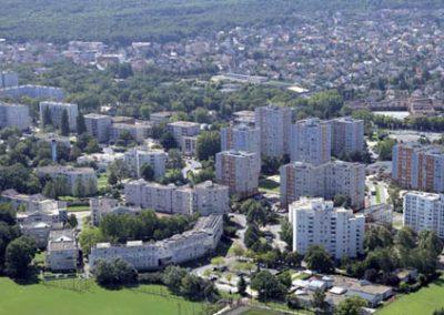 Ville de TREMBLAY-EN-FRANCE (93)