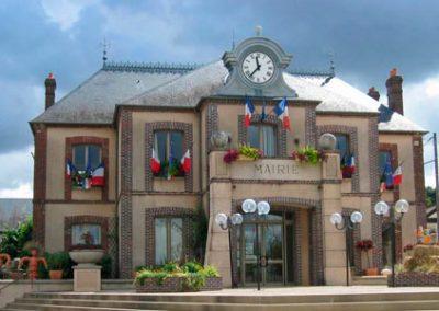 Ville de COURTENAY (45)