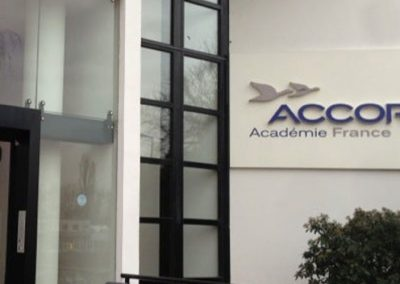ACCOR Campus Académie Evry (91)