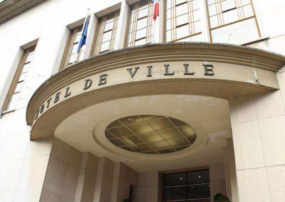 Ville de Boulogne-Billancourt (92)