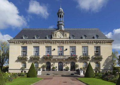 Ville d'Aulnay Sous Bois (93)
