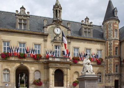 Ville de Melun (77)
