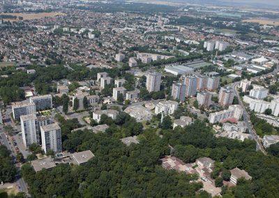 Ville de Tremblay en France (93)